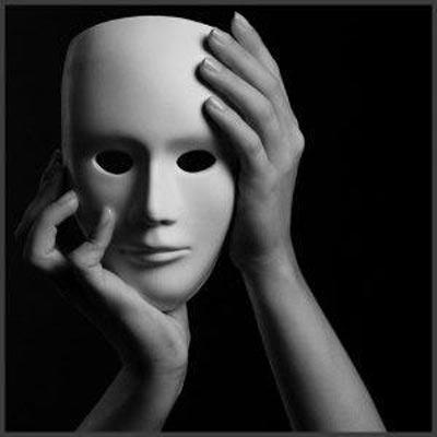 mask of a sociopath