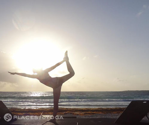 Places to Yoga blog entry: Bikram Yoga Helped Me Find A Job!