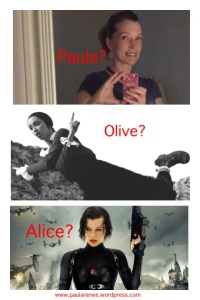 Alice Olive Paula