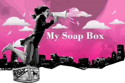 My pro-choice soapbox