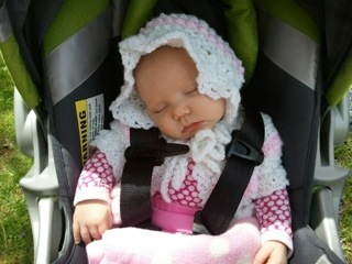 Appalachian Spring Baby