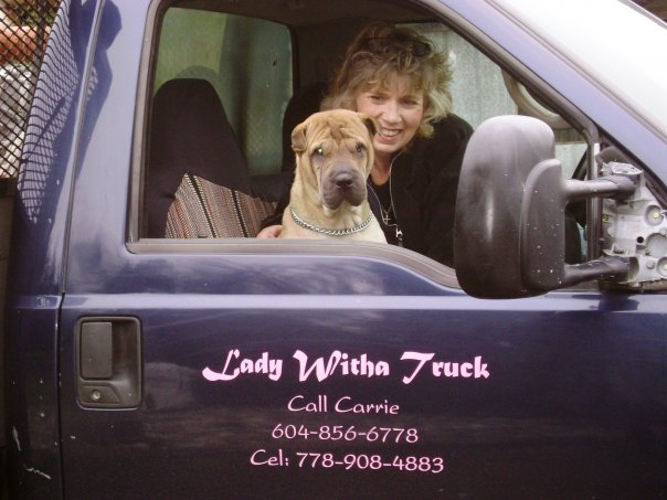 Lady with a Truck Go Fund Me!!