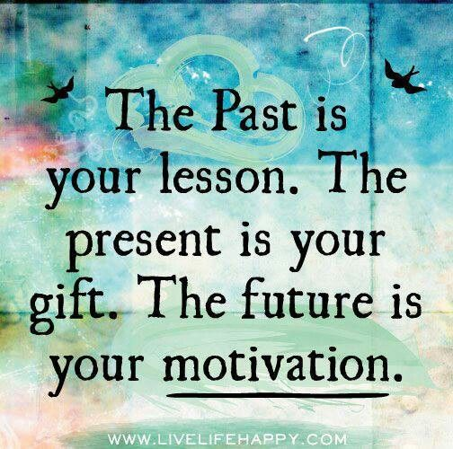 lessons of past