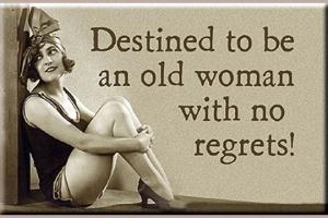 destiny old woman