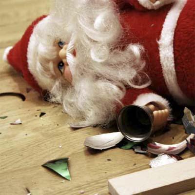 Broken Santa