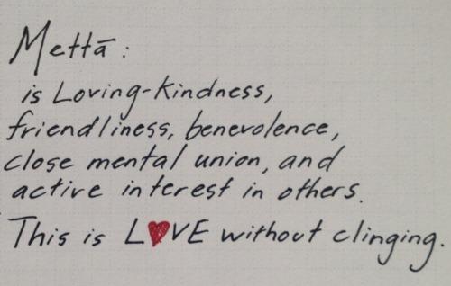 mettalovingkindness